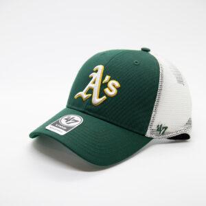 47 Brand  –  MLB Oakland  Athletics Trucker.