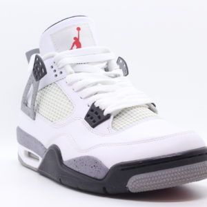 "Air Jordan –  4 Retro ""white cement"""