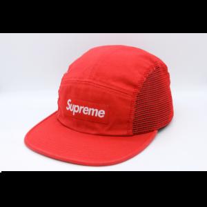 Supreme – Mesh Side Panel Camp Cap