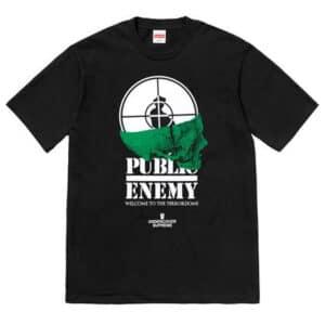 Supreme – Public Enemy Terrordome Tee