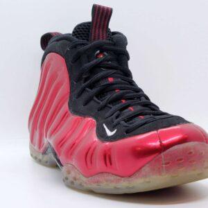 "Nike Air Foamposite One ""Metallic Red"""