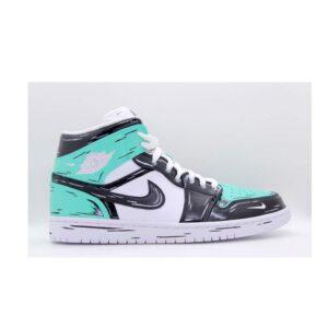"""Nike Air Jordan 1 Custom """"Cartoon"""""""